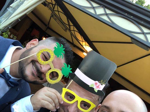 Il matrimonio di Vincenzo  e Silvia  a Labico, Roma 3