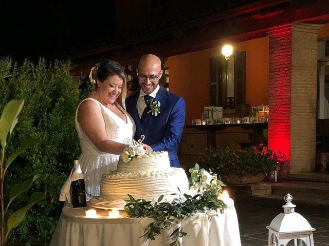 Il matrimonio di Vincenzo  e Silvia  a Labico, Roma 12