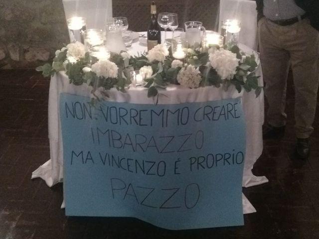 Il matrimonio di Vincenzo  e Silvia  a Labico, Roma 1