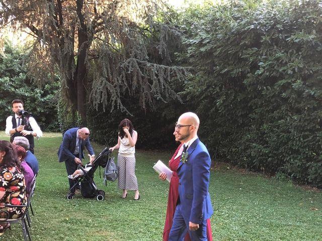 Il matrimonio di Vincenzo  e Silvia  a Labico, Roma 21