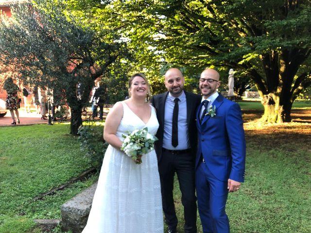 Il matrimonio di Vincenzo  e Silvia  a Labico, Roma 22