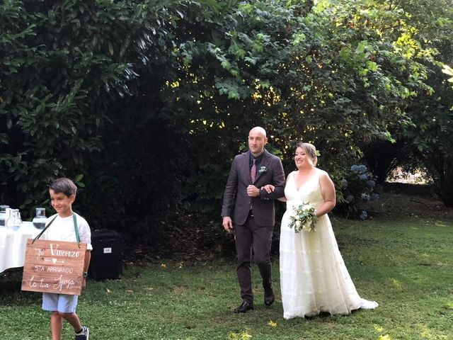 Il matrimonio di Vincenzo  e Silvia  a Labico, Roma 25