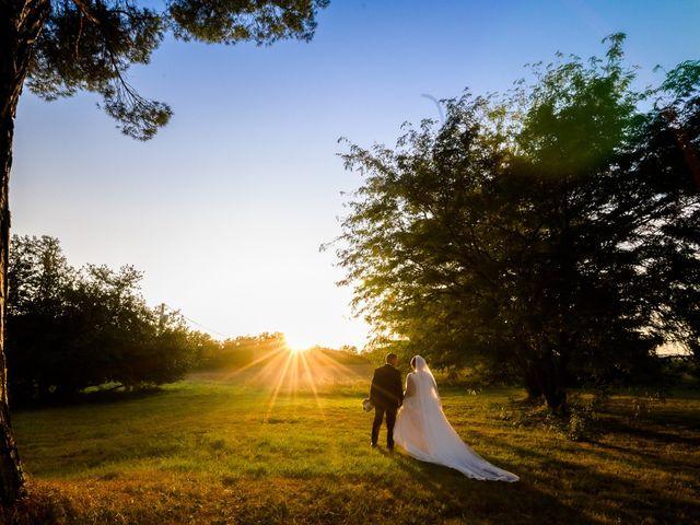 Le nozze di Valentina e Raffaele