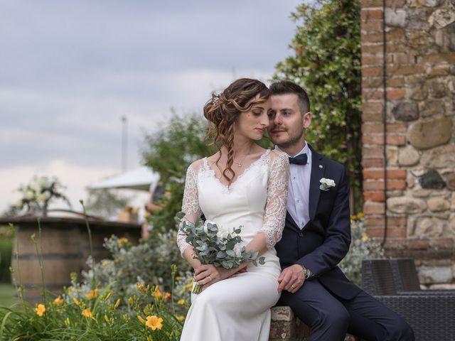 Le nozze di Maite e Lorenzo
