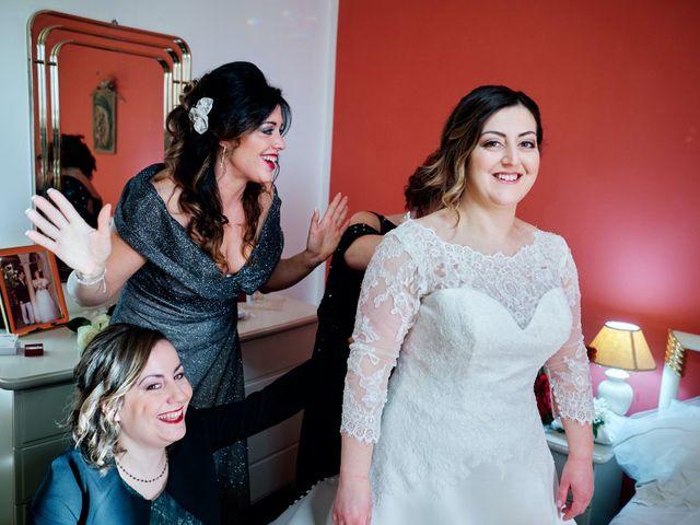 Il matrimonio di Luca e Chiara a Foligno, Perugia 25