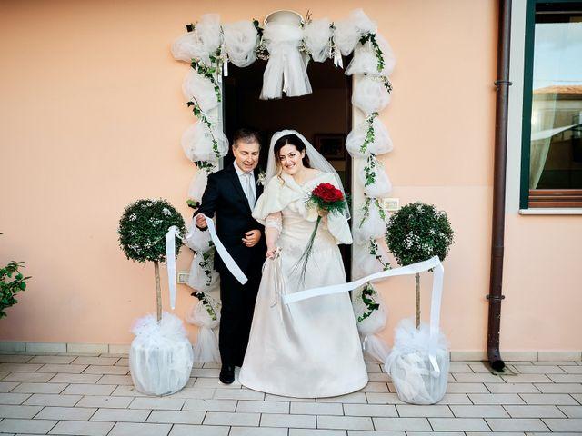 Il matrimonio di Luca e Chiara a Foligno, Perugia 34