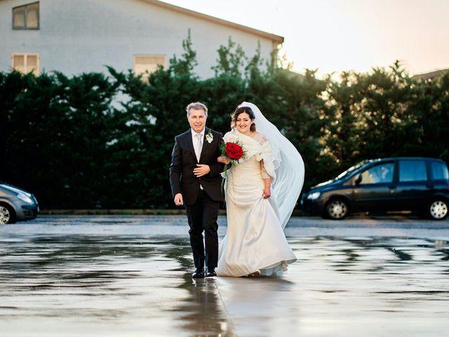 Il matrimonio di Luca e Chiara a Foligno, Perugia 37