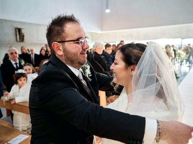 Il matrimonio di Luca e Chiara a Foligno, Perugia 41