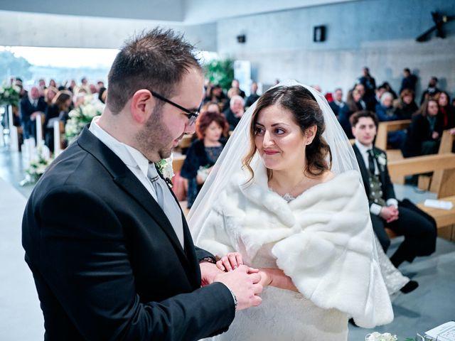 Il matrimonio di Luca e Chiara a Foligno, Perugia 42