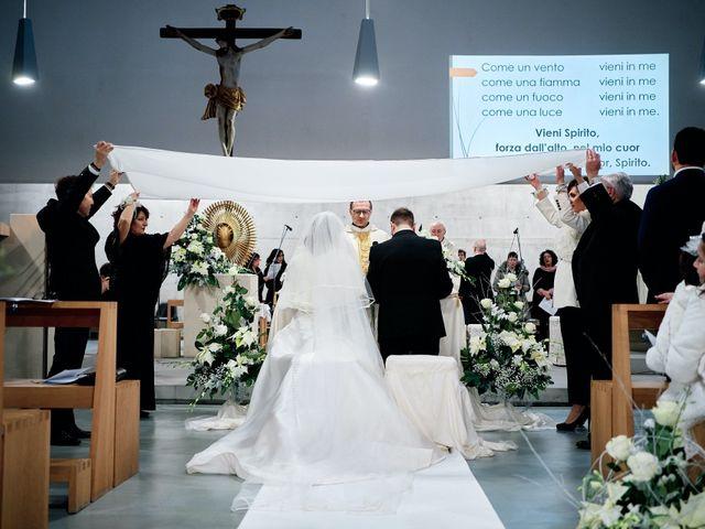 Il matrimonio di Luca e Chiara a Foligno, Perugia 44