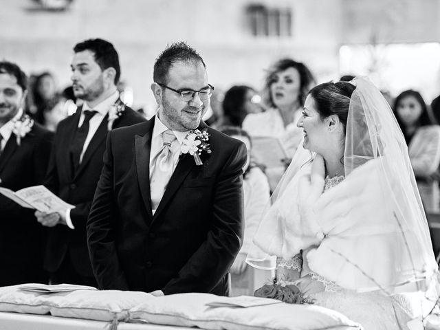 Il matrimonio di Luca e Chiara a Foligno, Perugia 45