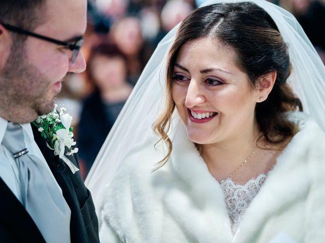Il matrimonio di Luca e Chiara a Foligno, Perugia 46