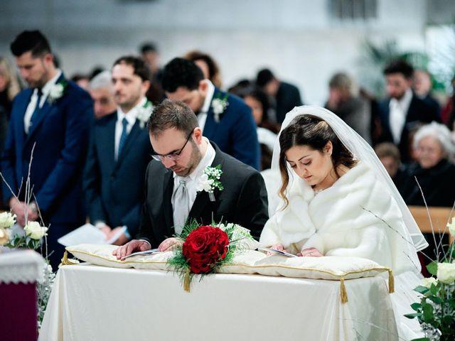 Il matrimonio di Luca e Chiara a Foligno, Perugia 47