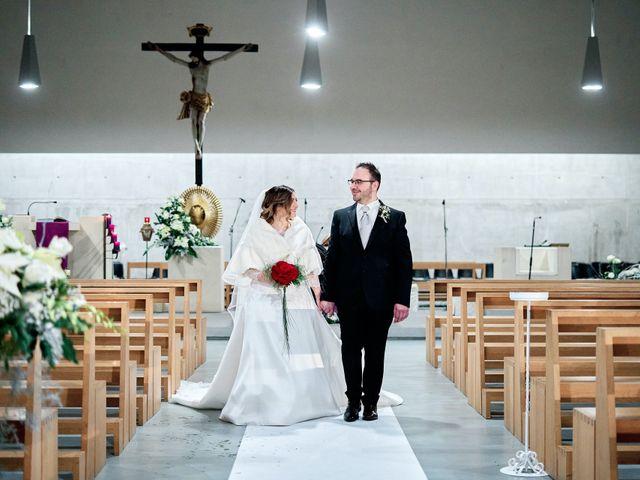 Il matrimonio di Luca e Chiara a Foligno, Perugia 48