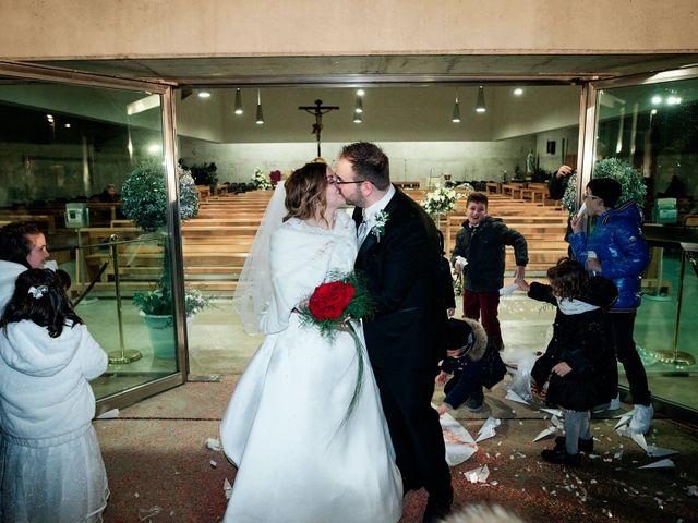Il matrimonio di Luca e Chiara a Foligno, Perugia 50