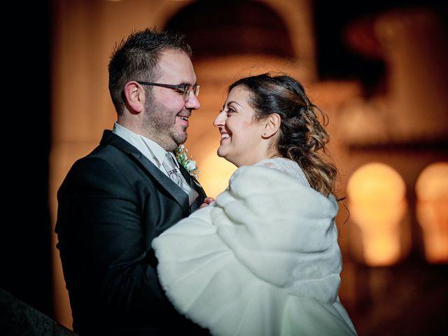Il matrimonio di Luca e Chiara a Foligno, Perugia 52