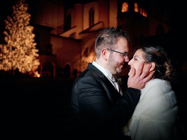 Il matrimonio di Luca e Chiara a Foligno, Perugia 54