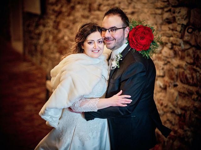 Il matrimonio di Luca e Chiara a Foligno, Perugia 56