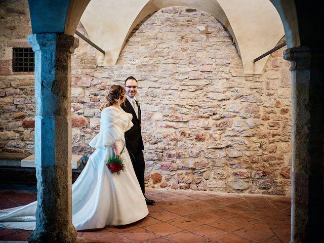 Il matrimonio di Luca e Chiara a Foligno, Perugia 58