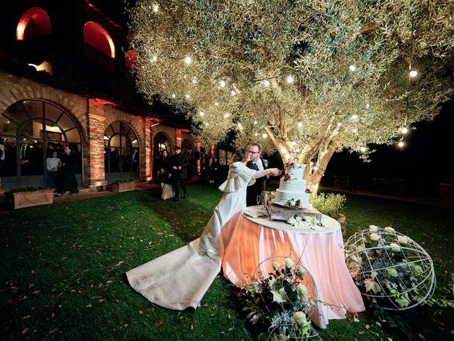 Il matrimonio di Luca e Chiara a Foligno, Perugia 61
