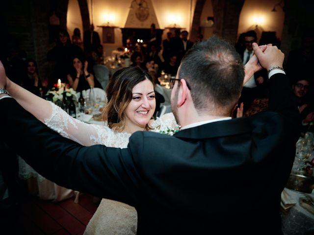 Il matrimonio di Luca e Chiara a Foligno, Perugia 69