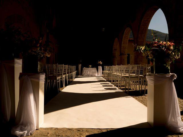 Il matrimonio di Claudio e Manuela a Sermoneta, Latina 1