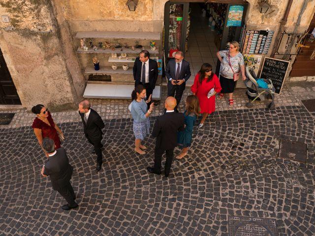 Il matrimonio di Claudio e Manuela a Sermoneta, Latina 2