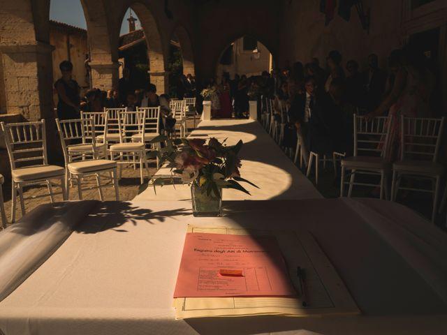 Il matrimonio di Claudio e Manuela a Sermoneta, Latina 3