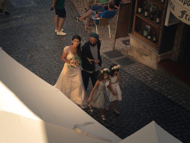 Il matrimonio di Claudio e Manuela a Sermoneta, Latina 7
