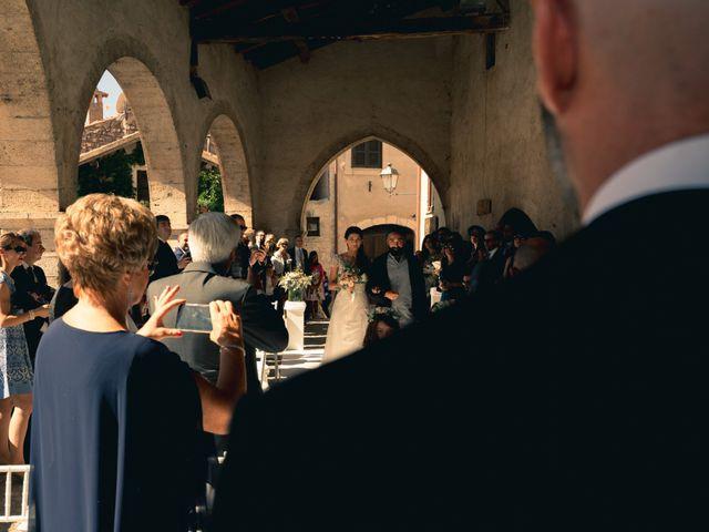 Il matrimonio di Claudio e Manuela a Sermoneta, Latina 9