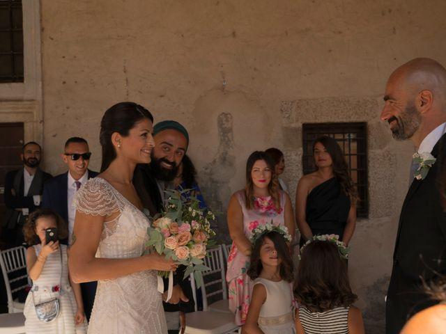 Il matrimonio di Claudio e Manuela a Sermoneta, Latina 11