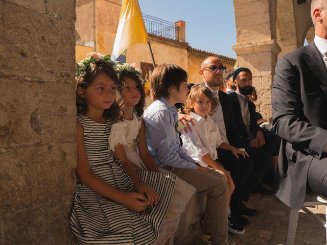 Il matrimonio di Claudio e Manuela a Sermoneta, Latina 12