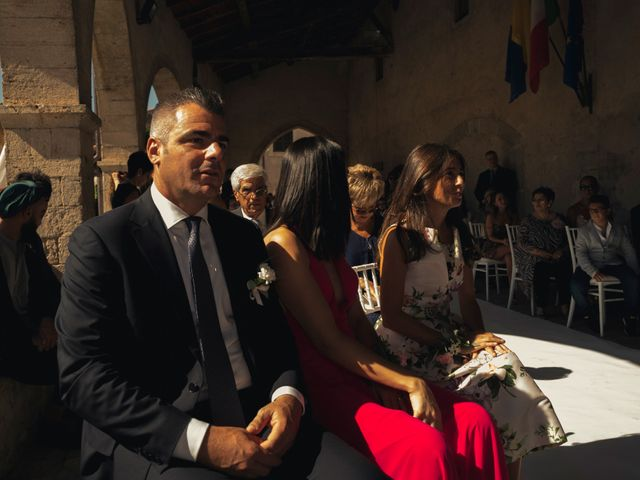 Il matrimonio di Claudio e Manuela a Sermoneta, Latina 14
