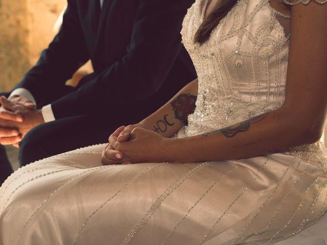 Il matrimonio di Claudio e Manuela a Sermoneta, Latina 17