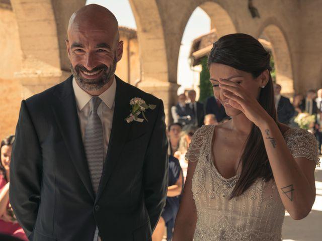 Il matrimonio di Claudio e Manuela a Sermoneta, Latina 20