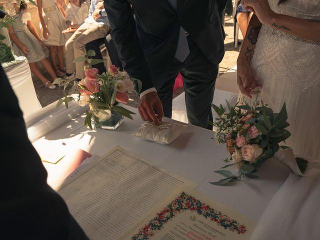 Il matrimonio di Claudio e Manuela a Sermoneta, Latina 21
