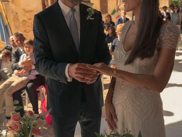 Il matrimonio di Claudio e Manuela a Sermoneta, Latina 22