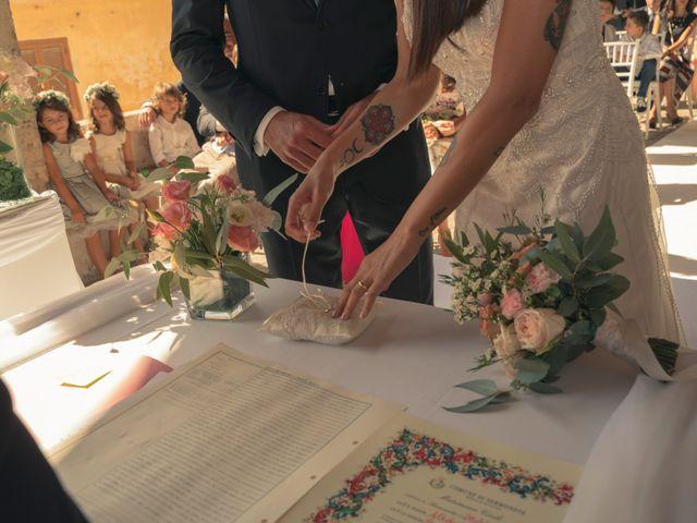 Il matrimonio di Claudio e Manuela a Sermoneta, Latina 23