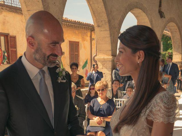 Il matrimonio di Claudio e Manuela a Sermoneta, Latina 24