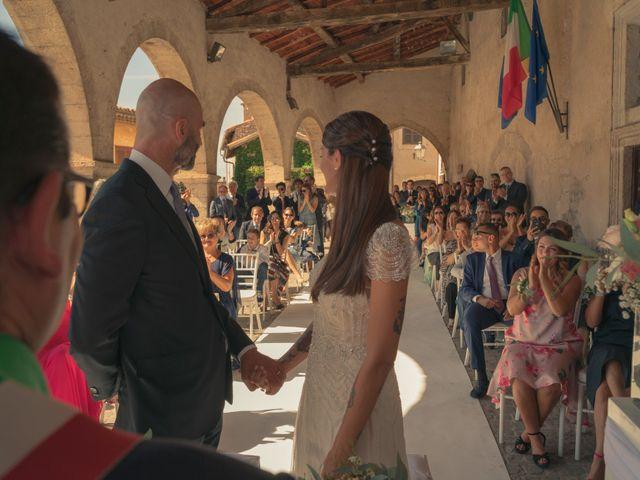 Il matrimonio di Claudio e Manuela a Sermoneta, Latina 25