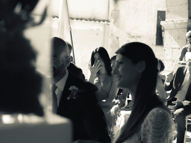 Il matrimonio di Claudio e Manuela a Sermoneta, Latina 28
