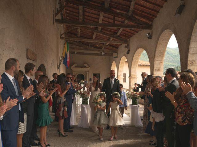 Il matrimonio di Claudio e Manuela a Sermoneta, Latina 30