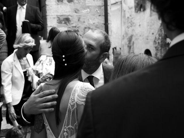 Il matrimonio di Claudio e Manuela a Sermoneta, Latina 31
