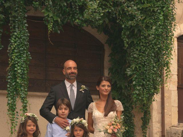 Il matrimonio di Claudio e Manuela a Sermoneta, Latina 33