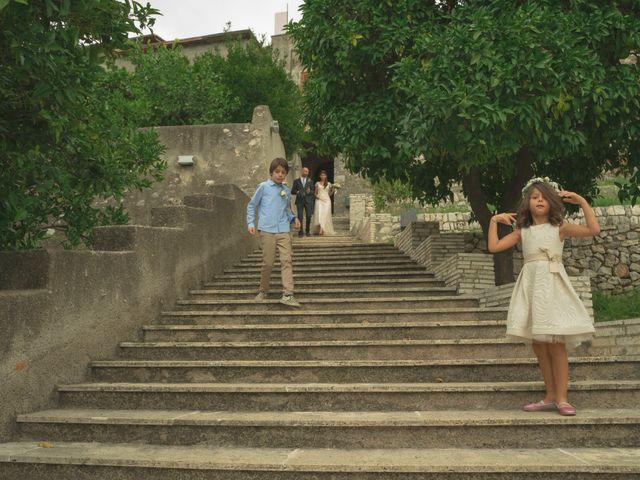 Il matrimonio di Claudio e Manuela a Sermoneta, Latina 34