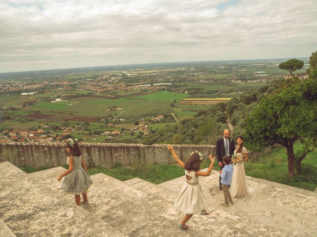 Il matrimonio di Claudio e Manuela a Sermoneta, Latina 36