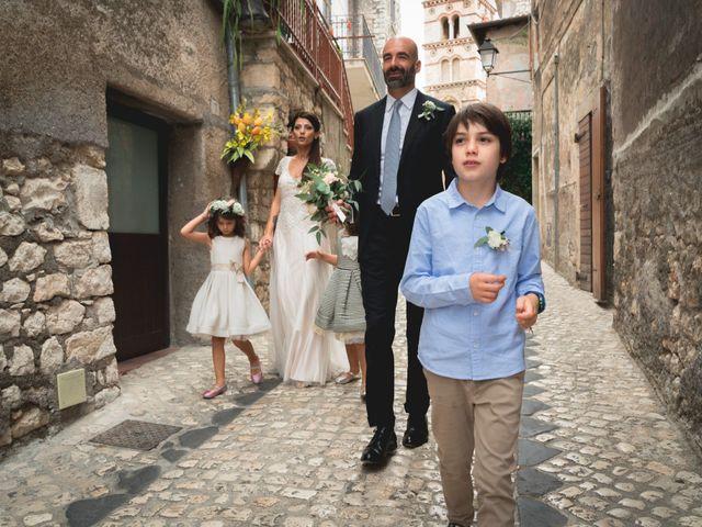 Il matrimonio di Claudio e Manuela a Sermoneta, Latina 39