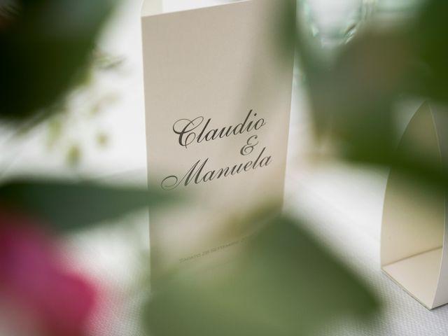 Il matrimonio di Claudio e Manuela a Sermoneta, Latina 41