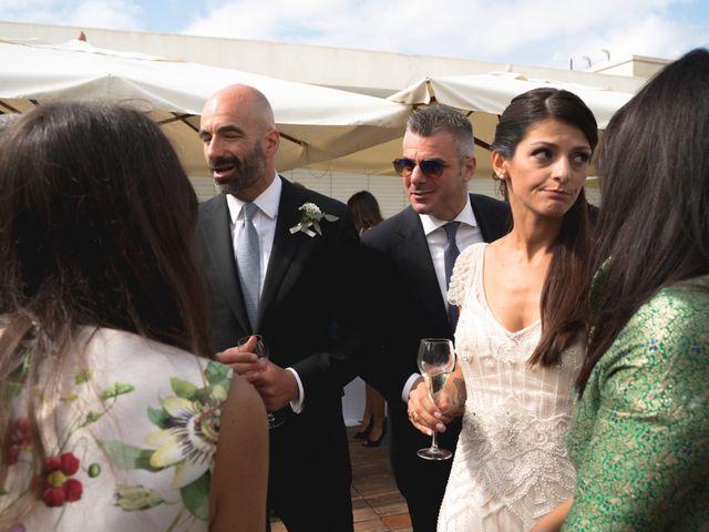 Il matrimonio di Claudio e Manuela a Sermoneta, Latina 46