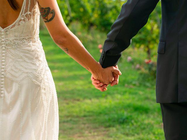 Il matrimonio di Claudio e Manuela a Sermoneta, Latina 76